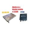 Kép 1/2 - Akció - Elektro-permanens mágnesasztal, 400x600 mm, 24 pólus, 15 t rögzítőerő, QX 406 UP,  XT 200 vezérlővel