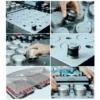 Kép 2/2 - Mágneses Nullpont Rendszer - Munkadarabrögzítés, MillTec Zero - MTB 404 ZT: 400x400