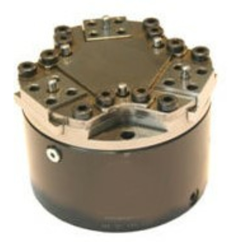 Pneumatikus robotmegfogó 3 pofával, több méretben