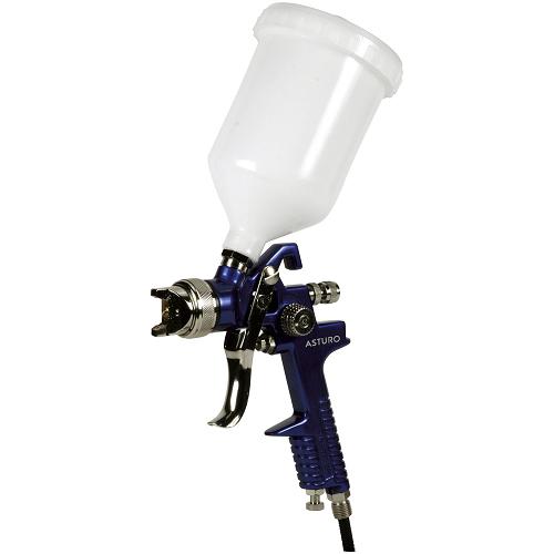 Hagyományos, kézi, festékszóró felső alacsony nyomású  fúvóka Ø 2,0 mm H-827 sorozatú