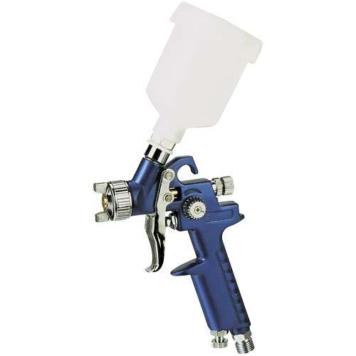Hagyományos festékszóró,kézi,, felső alacsony nyomású típus H2000,  fúvóka Ø 1,0 mm
