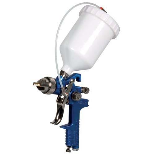 Speciális festékszóró,kézi,, felső alacsony nyomású típus H-827P,  fúvóka Ø 2,0 mm