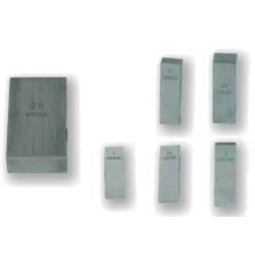 0 pontossági osztályú acél mérőhasáb 1.23mm
