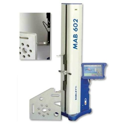 Motoros hajtású, függőleges, digitális magasságmérő, 620 mm-ig