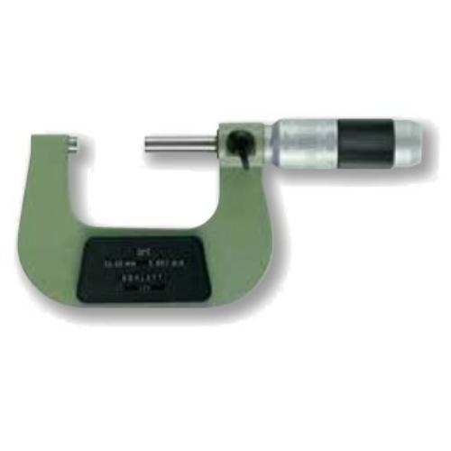 Ezred potosságú külső mikrométerek, méréstartomány: 25-50mm nullponti visszajelzéssel
