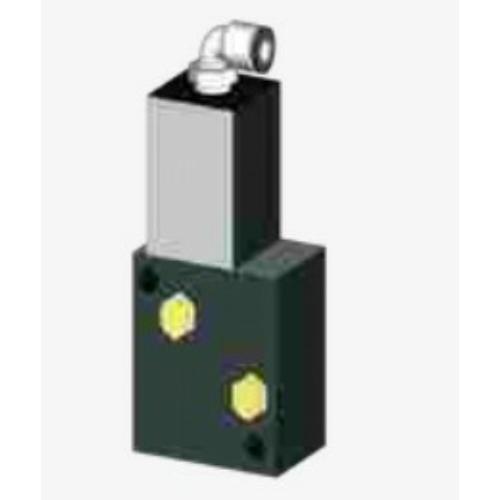 Pneumatikus vezérlő szelep (kiegészítő) - Hidro-pneumatikus moduláris satukhoz