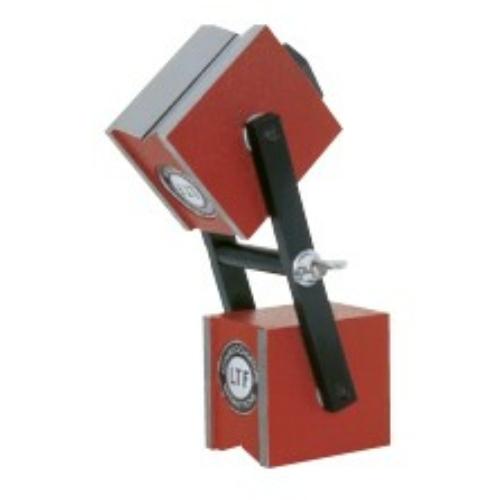 Pozíciónáló mágneses prizma, párban, on/off kapcsolóval
