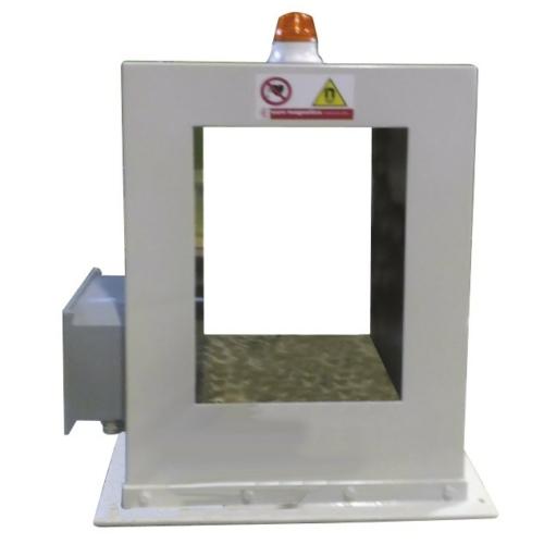 Alagút demagnetizáló 200x150mm