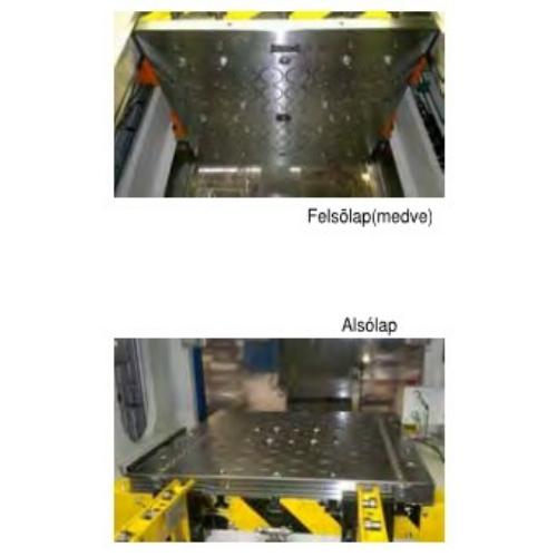 Mágneses szerszámrögzítő rendszerek - Présgépekre