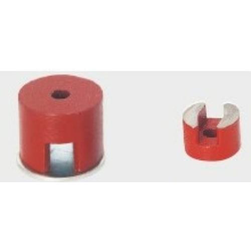 Patkómágnes ALNICO 25,4 x 31,7 x 8 mm