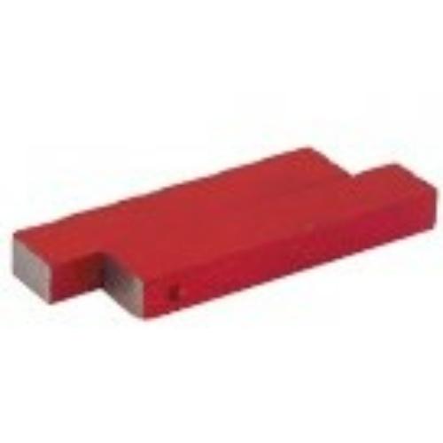 Négyzetes mágnesrudak párban, 10 x 5 x 20 mm, Alnico