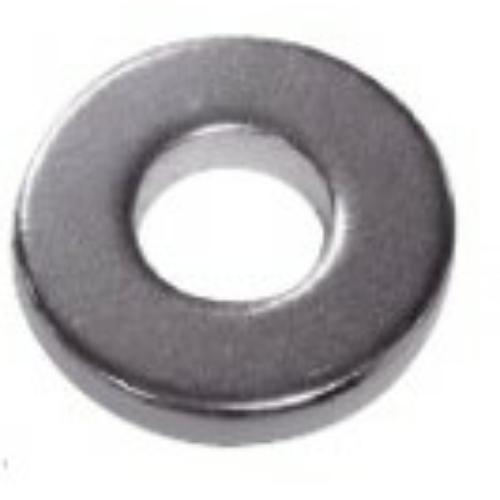NEODÍMIUM Mágnes átmenőfurattal 15 x 2 furat: 7 mm