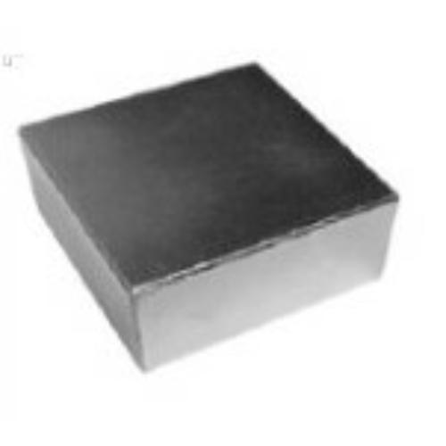NEODÍMIUM Négyszög mágnes 20 x 5 x 40 mm